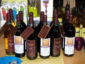 Badger Canyon Vineyard
