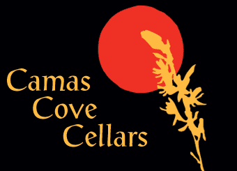 Camas Cove Cellars logo